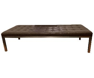 Room & Board Ravella Leather Daybed/Bench