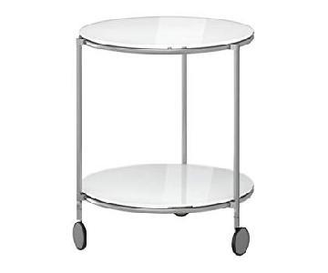 Ikea Strind Modern Side Table