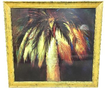 Balangier Designs Palm Tree Painting
