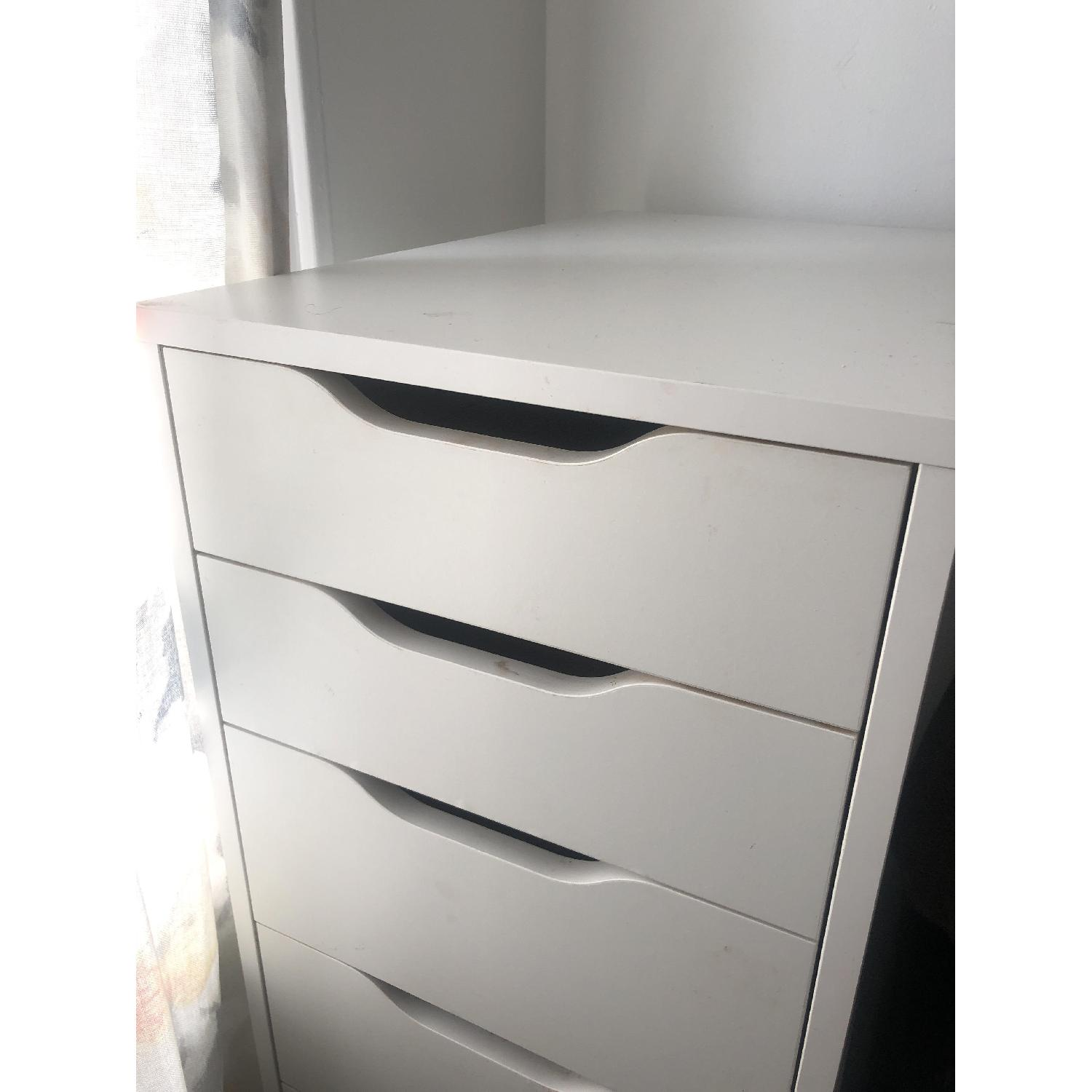 Ikea 5-Drawer File Cabinets