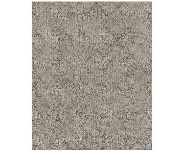 Exquisite Rugs Brentwood Hand Woven Brown Rug