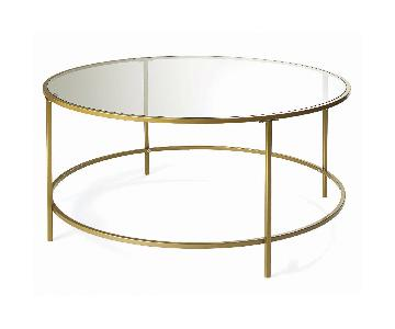 Better Homes & Gardens Nola Coffee Table In Gold Finish