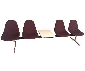 Eames for Herman Miller Tandem Seating Bench