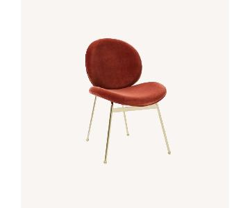 West Elm Jane Velvet Dining Chairs