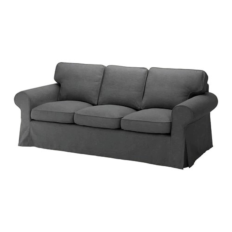 Ikea Ektorp Sofa in Dark Grey