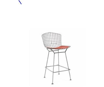 Knoll Bertoia Steel Counter Stools
