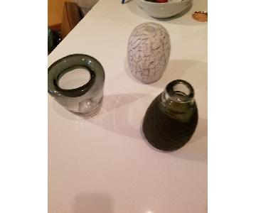 Home & Nature Handblown Vases