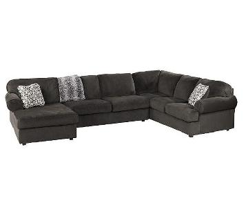 Ashley Jessa Place 3-Piece Sectional Sofa