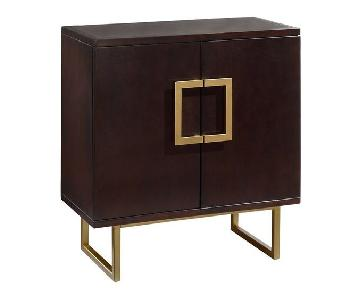 Willa Arlo Interiors Breene 2 Door Accent Cabinet
