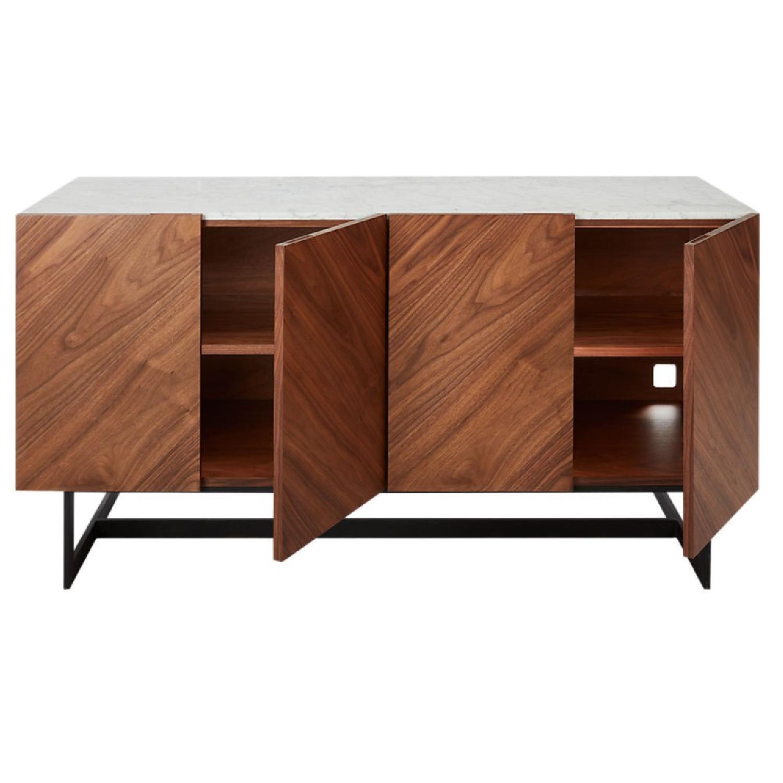 Wondrous Cb2 Suspend Ii Media Console Aptdeco Inzonedesignstudio Interior Chair Design Inzonedesignstudiocom