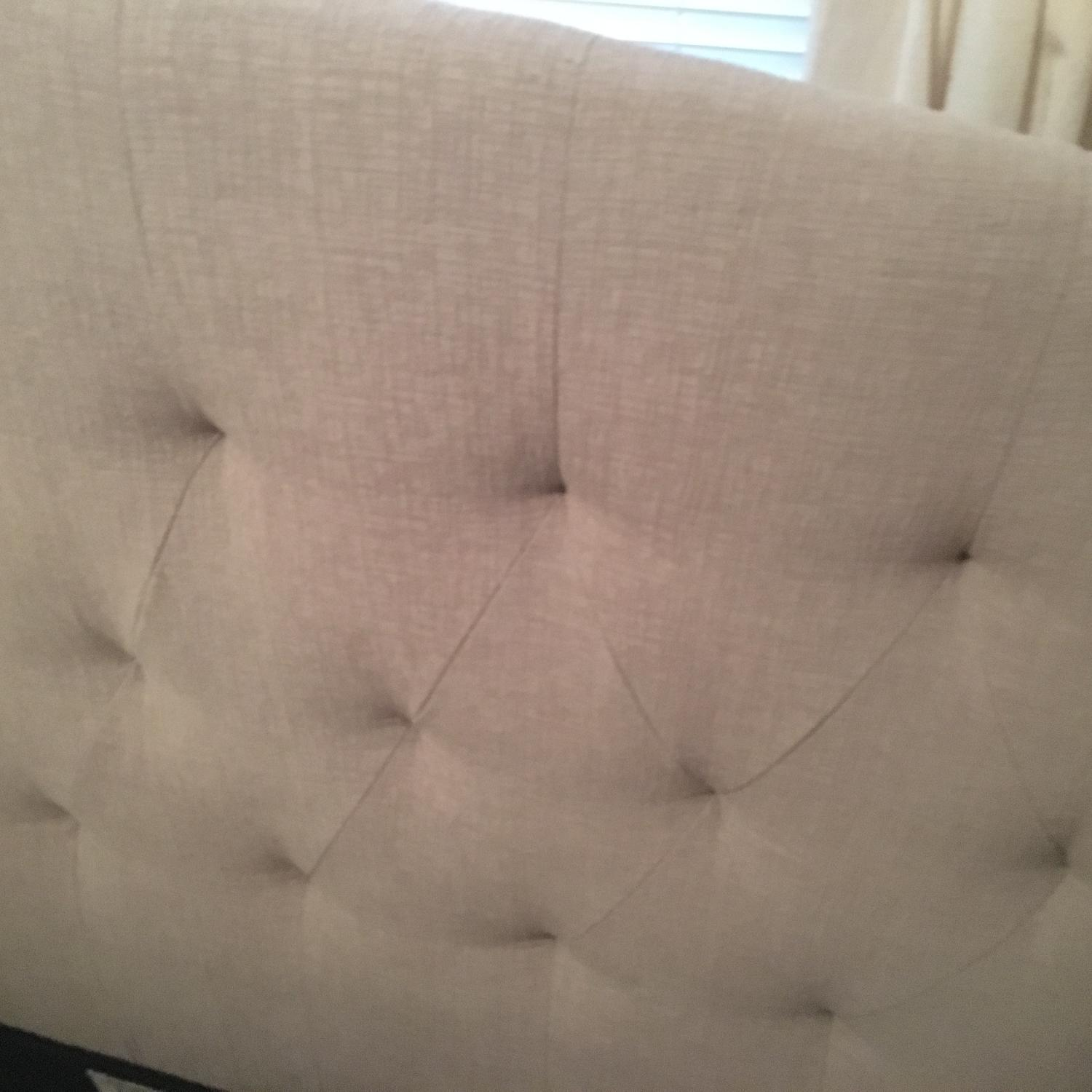 DHP Roma Full/Queen Tufted Wingback Headboard