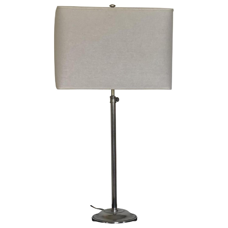 Restoration Hardware Table Lamp w/ Shade
