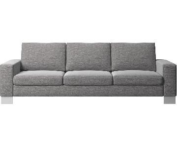 BoConcept Gray Indivi Sofa