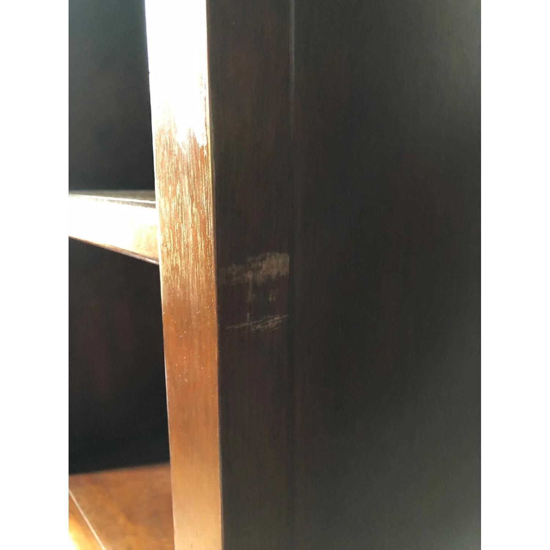 Pottery Barn 3 Fixed Shelf Book Tower