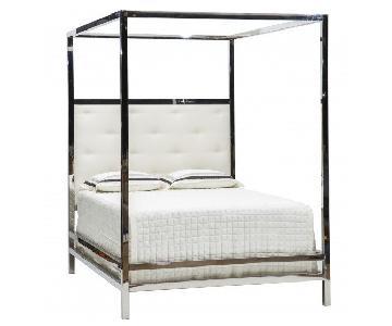 Bernhardt Landon Canopy Queen Size Bed