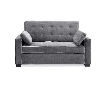 Lifestyle Solutions Westport Beautyrest Fabric Sleeper Sofa