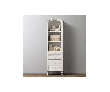 Restoration Hardware Bellina Bookcase
