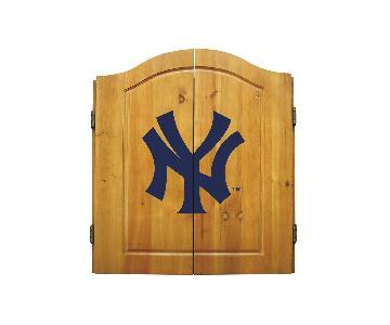 New York Yankees Dart Cabinet