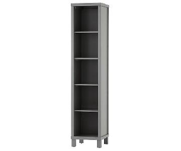 The Land of Nod Tall Cubic Bookshelf