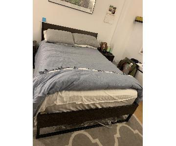 Ikea Trysil Full Bed Frame