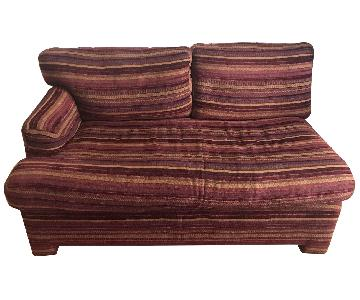Custom Made Right Arm Loveseat