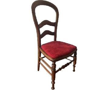 French Vintage Dining Side Chair