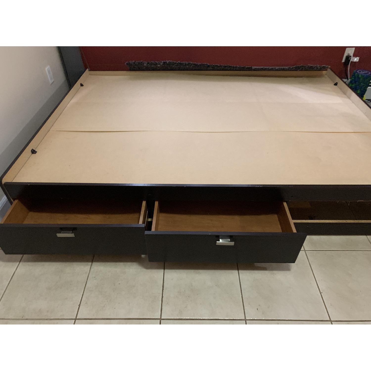 South Shore 4-Drawer Full Storage Bed