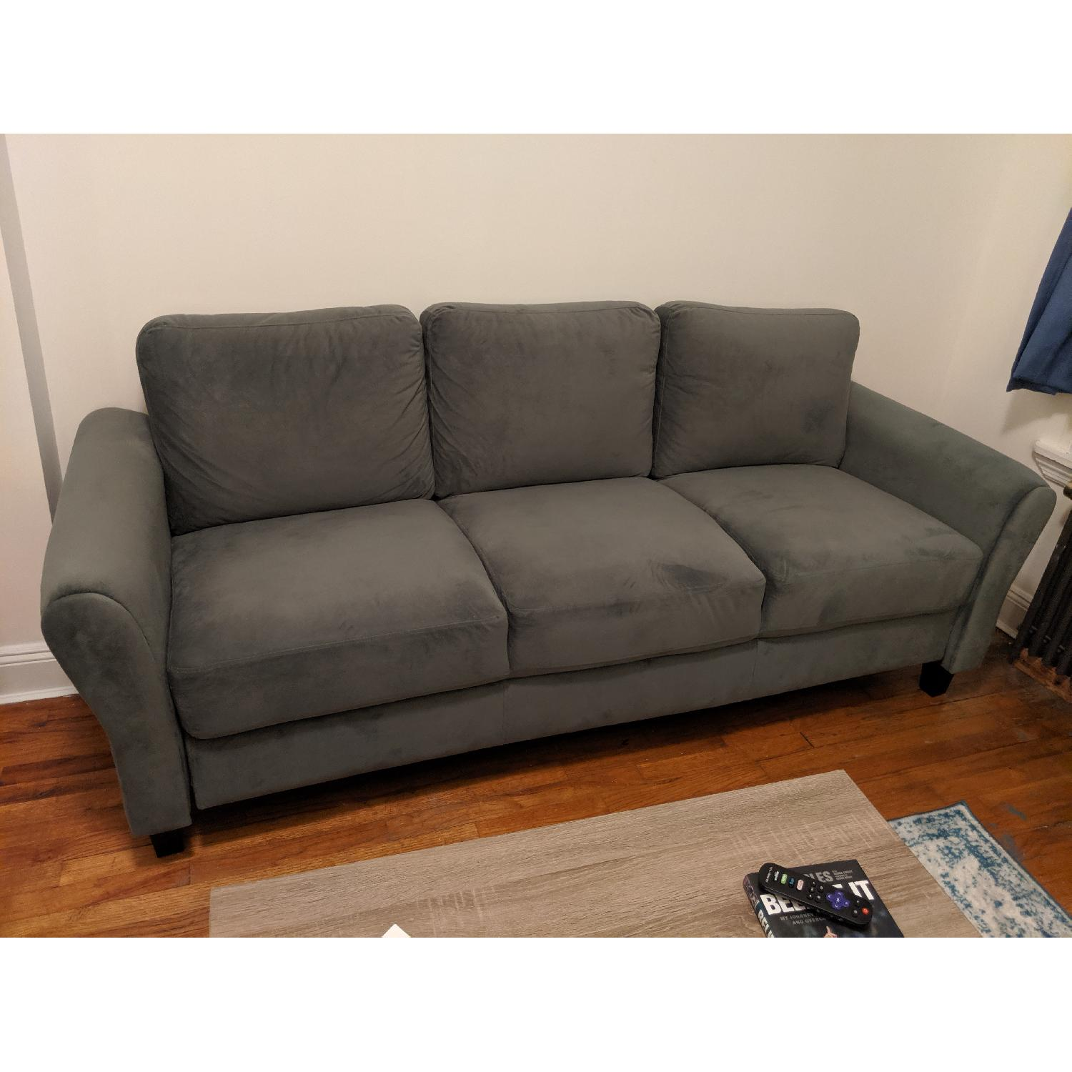 Andover Mills Celestia Rolled Arm Sofa-0