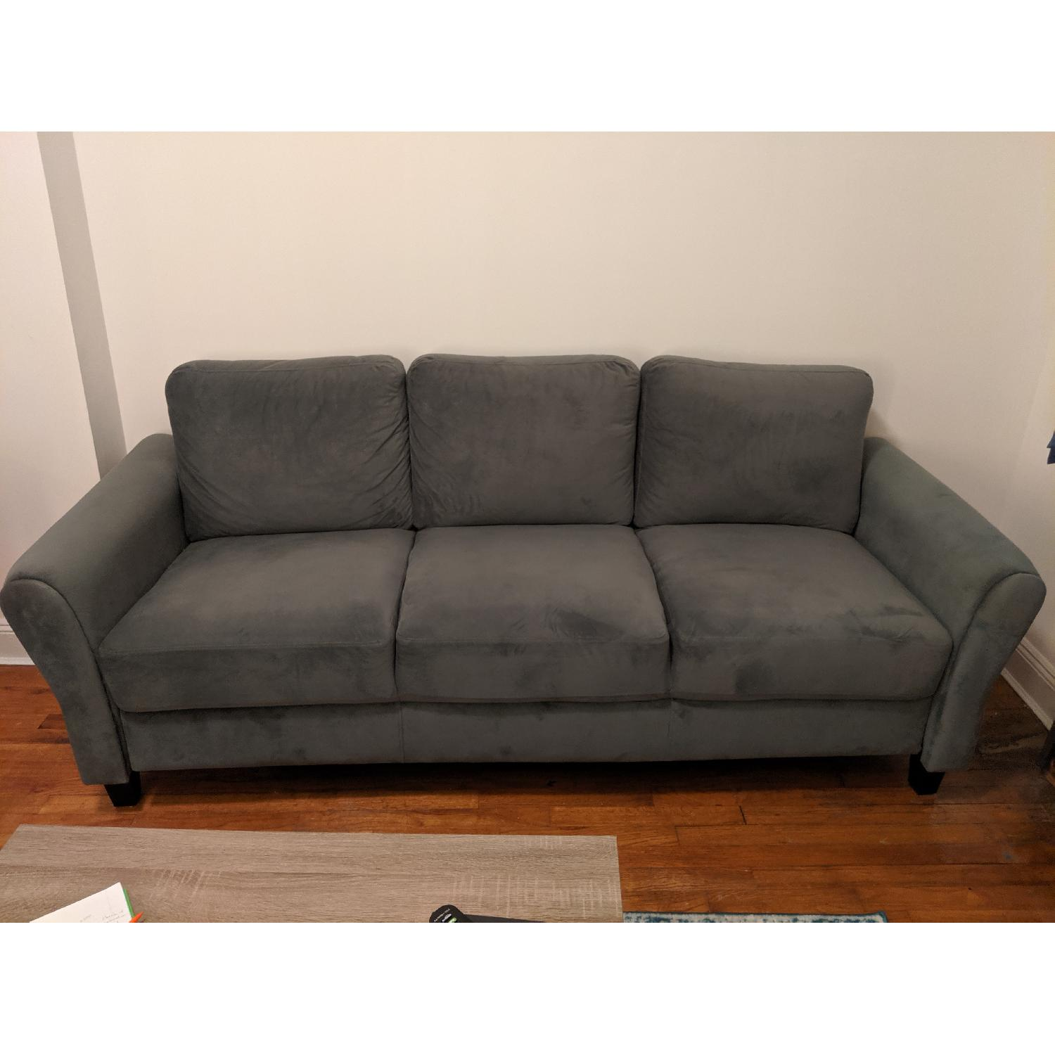 Andover Mills Celestia Rolled Arm Sofa-1