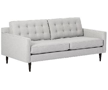 West Elm Two-Seater Sofa