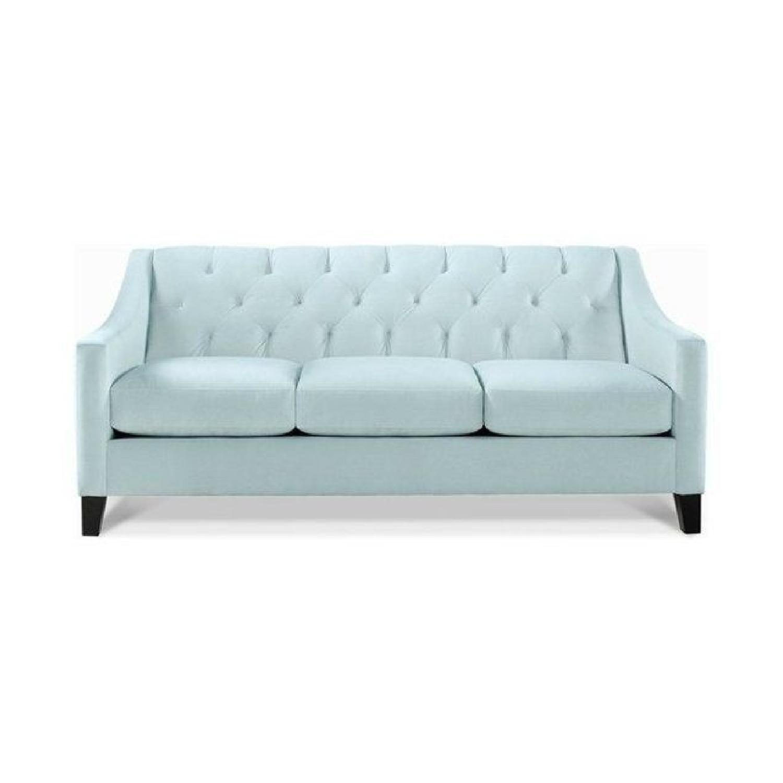 Pleasant Macys Chloe Velvet Tufted Sofa Aptdeco Gamerscity Chair Design For Home Gamerscityorg