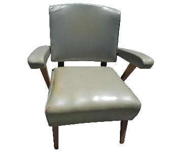 Vintage 1950s Viking Artline Mid Century Chair