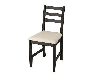 Ikea Lerhamn Dining Chairs