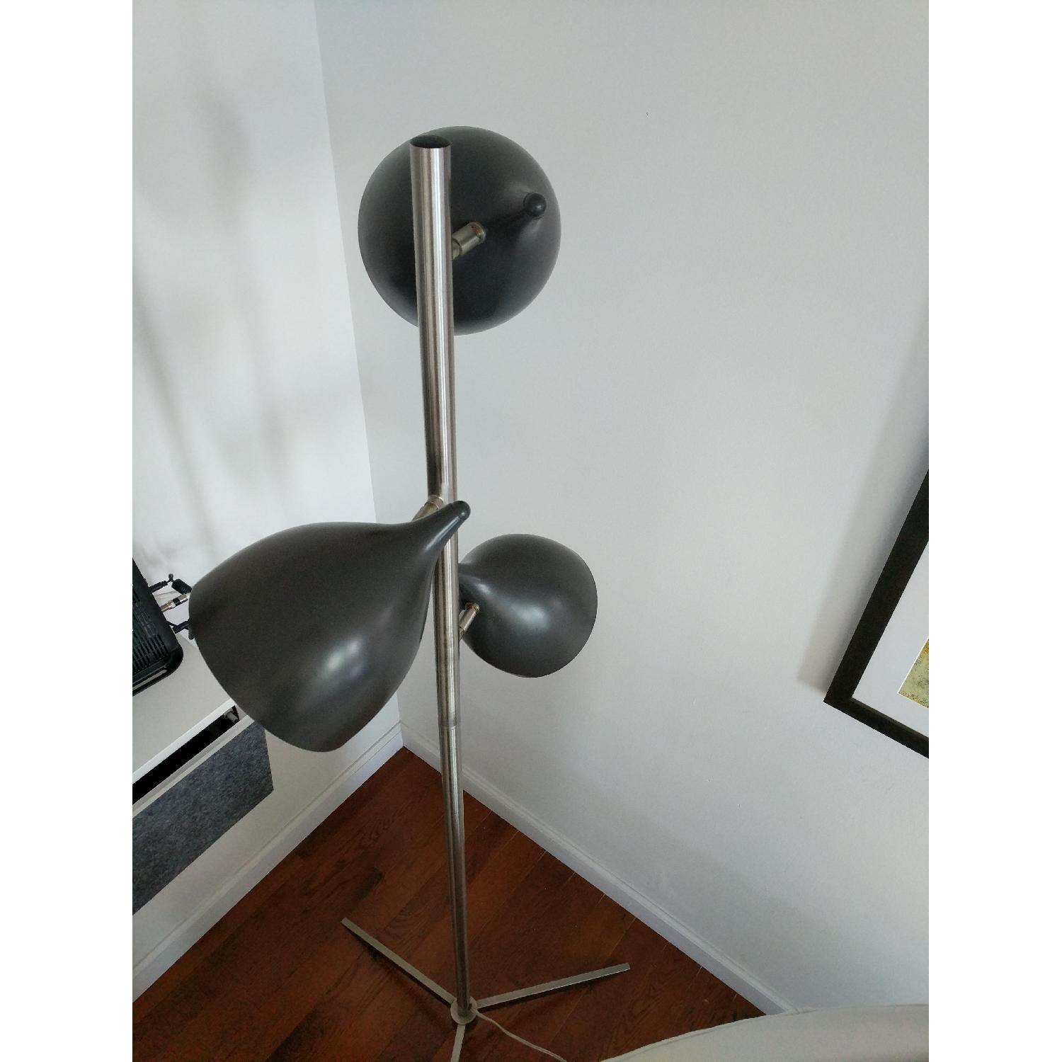 CB2 Floor Lamp w/ 3 Bulbs