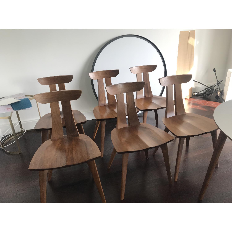 Copeland Furniture Estelle Dining Chairs Aptdeco