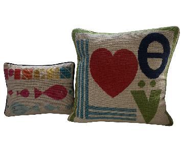 Jonathan Adler Decorative Throw Pillow