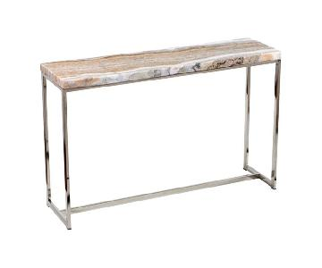 Interlude Home Marble Console