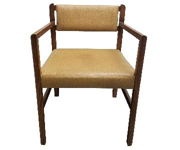 Vintage Mid Century Accent Chairs