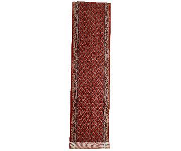 Vintage Persian Runner Rug