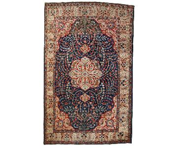 Handmade Antique Persian Tabriz Rug