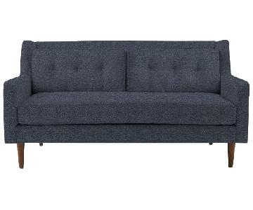 West Elm Crosby Loveseat