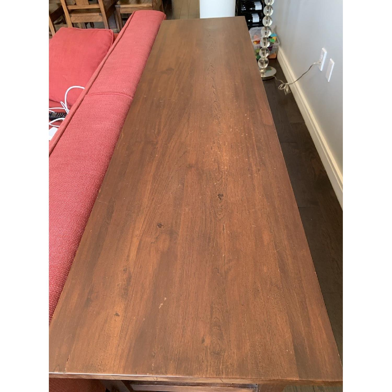 The Wooden Duck Teak Wood Sideboard