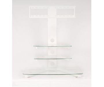 Tier One Designs Glass TV Stand