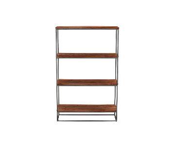 CB2 Framework Bookshelf