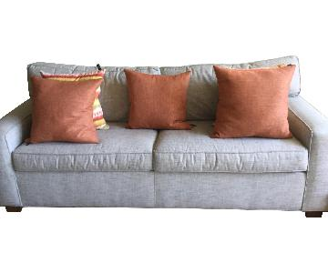 Mitchell Gold + Bob Williams Custom Made Sleeper Sofa