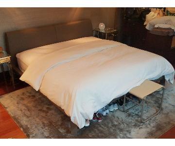 Cassina Mario Bellini Cab King Size Bed