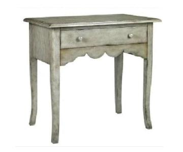 Home Decorators Collection Emily Desk w/ Drawer in Green