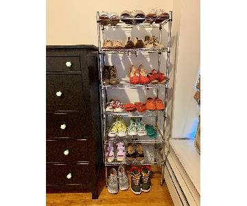 Customized Metal Shelving Unit