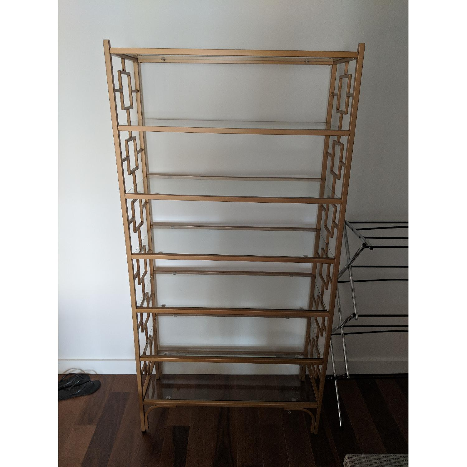 Safavieh Brooklyn 7 Tier Etagere Shelf
