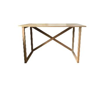 Custom Made Wood Desk